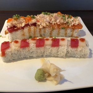 Sooner Roll and Mountain roll